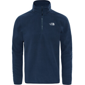 The North Face 100 Glacier 1/4 Zip Men Urban Navy/Urban Navy